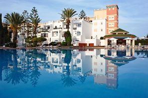 Maroc-Agadir, Hôtel Atlantic Palace Resort