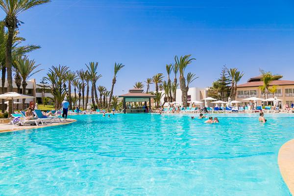 Piscine - Atlas les Dunes d'Or 4* Agadir Maroc