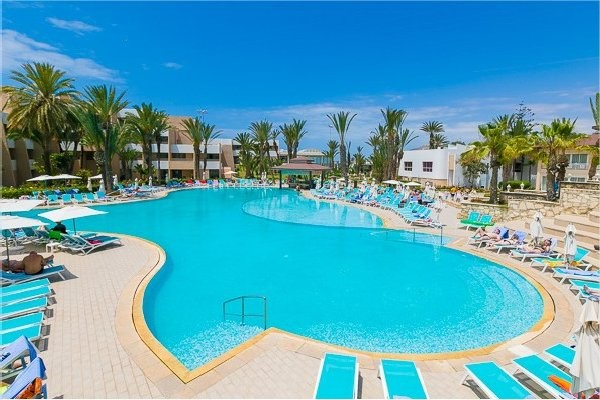 Piscine - Atlas les Dunes d'Or 4*