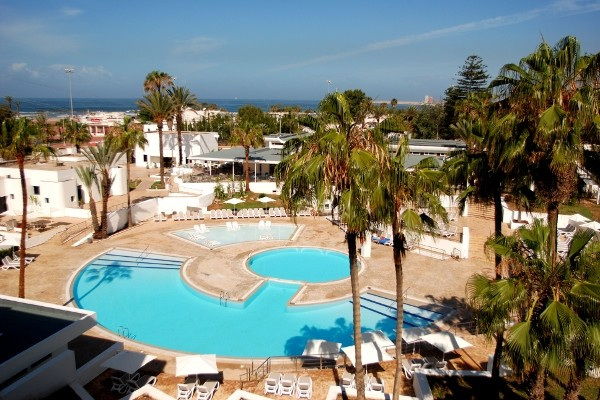 Piscine - Les Almohades Beach Resort Agadir 4*