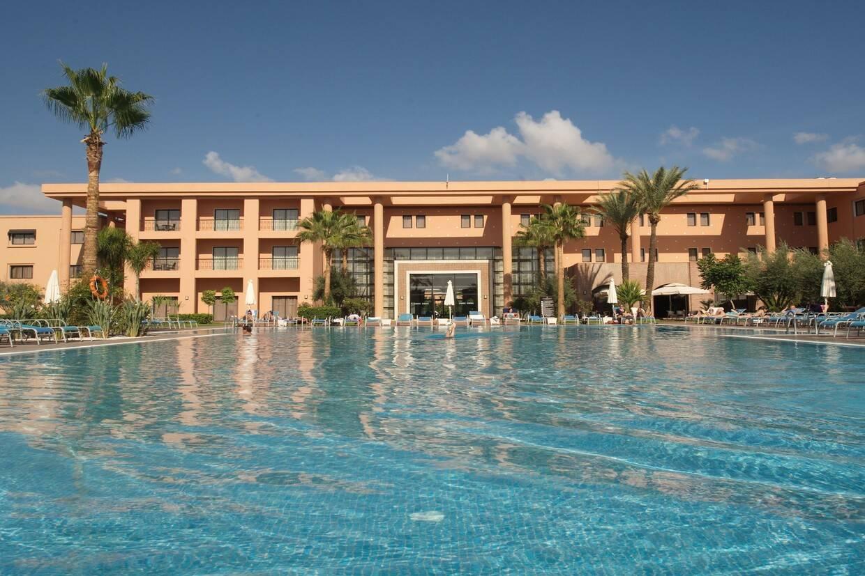 Piscine - Club Jumbo Kenzi Europa 4* Agadir Maroc