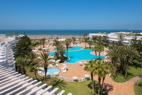Piscine - Club Eldorador Iberostar Founty Beach 4* Agadir Maroc