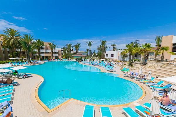 Piscine - Club Framissima Les Dunes d'Or 4* Agadir Maroc