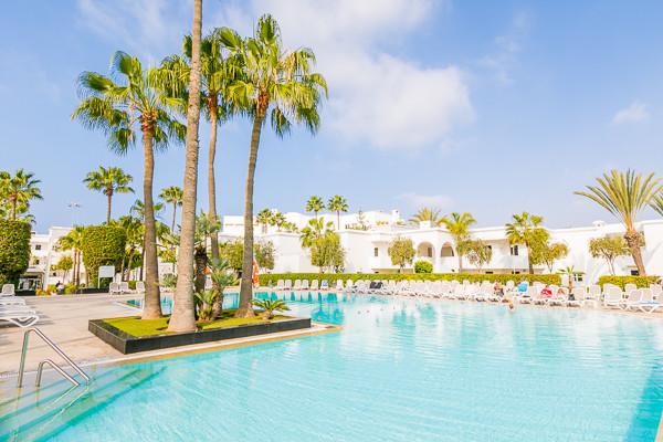Piscine - Hôtel Framissima Royal Tafoukt Agadir 4* Agadir Maroc