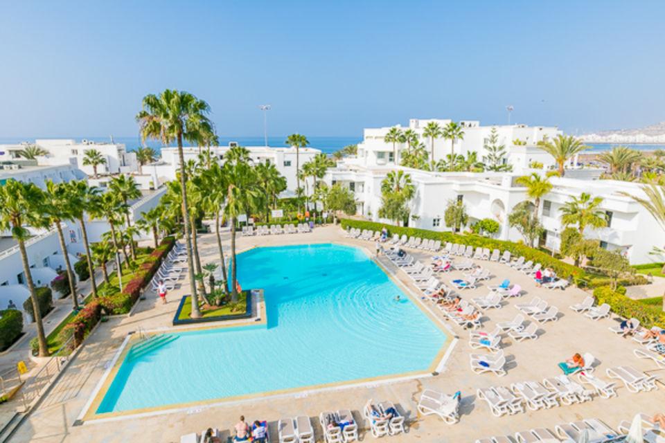 Hôtel Club Framissima Royal Tafoukt Agadir Maroc balnéaire Maroc