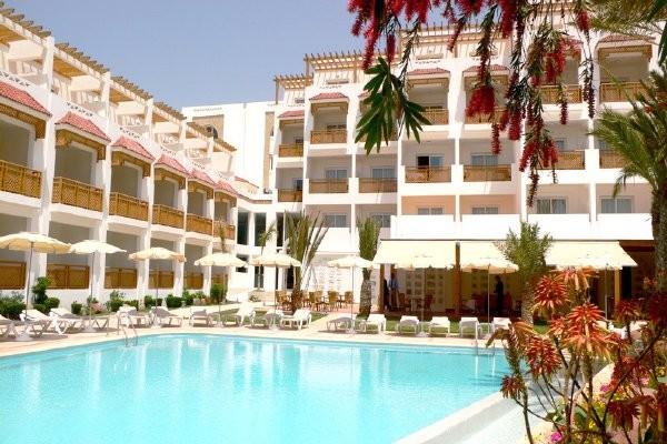 Piscine - Hôtel Hôtel Timoulay & Spa 4* Agadir Maroc