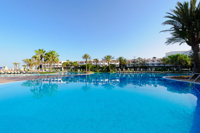 Piscine - Hôtel Iberostar Founty Beach 4* Agadir Maroc