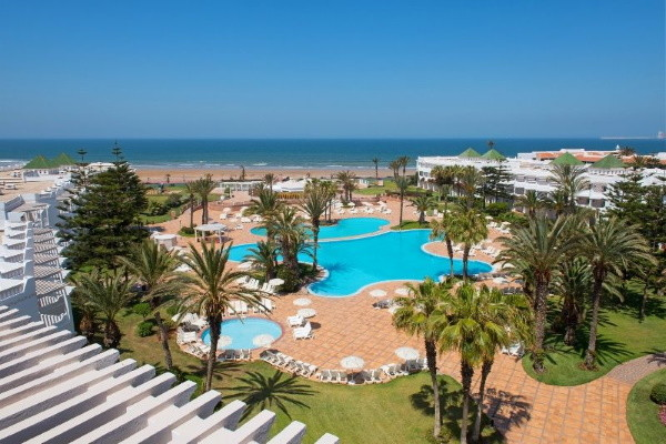Piscine - Hôtel Kappa Club Iberostar Founty Beach 4* Agadir Maroc