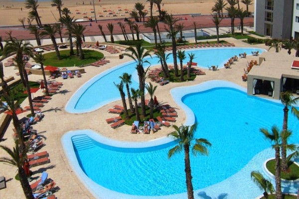 Piscine - Club Kappa Club Royal Atlas Agadir 5* Agadir Maroc
