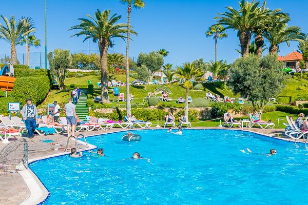 Piscine - Maxi Club Kenzi Europa 4* Agadir Maroc