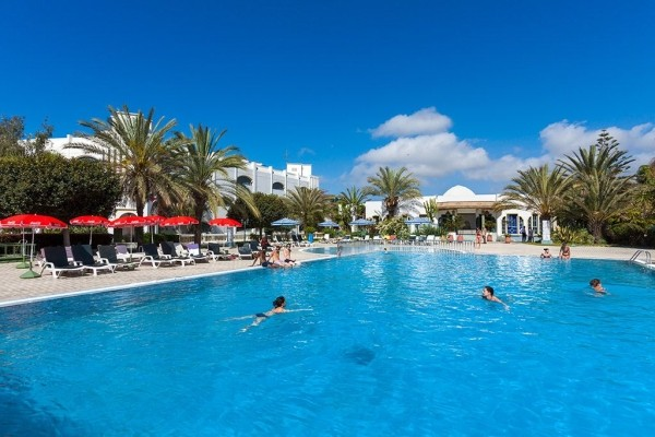 Piscine - Le Tivoli 3* Agadir Maroc