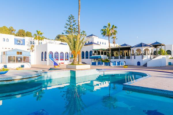 Piscine - Hôtel Les Omayades 3* Agadir Maroc