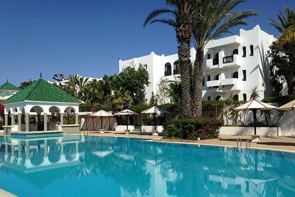 piscine - Marmara Les Jardins d'Agadir