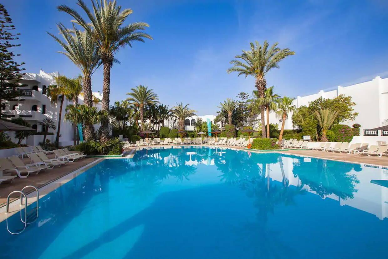 Piscine - Club Marmara Les Jardins d'Agadir 4* Agadir Maroc