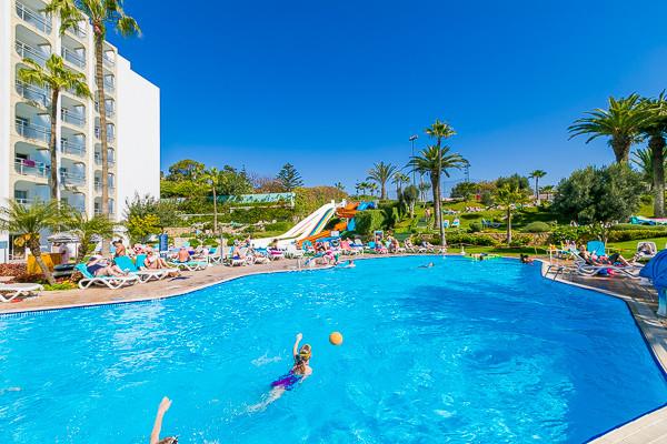 Piscine - Kenzi Europa 4* Agadir Maroc