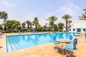 Maroc-Agadir, Hôtel Oasis & Spa