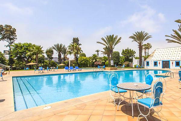 H tel oasis spa agadir maroc partir pas cher for Oasis piscine belfort