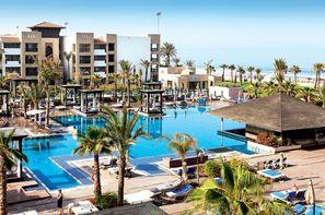 Maroc-Agadir, Hôtel Riu Palace Tikida Agadir