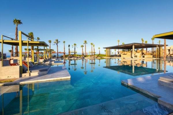 Piscine - Hôtel Riu Palace Tikida Taghazout 5* Agadir Maroc