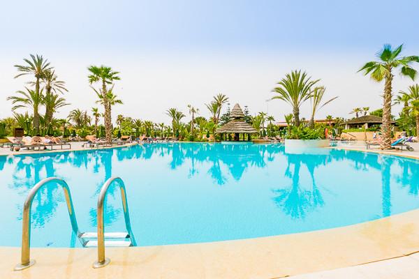 Piscine - Riu Tikida Beach 4* Agadir Maroc