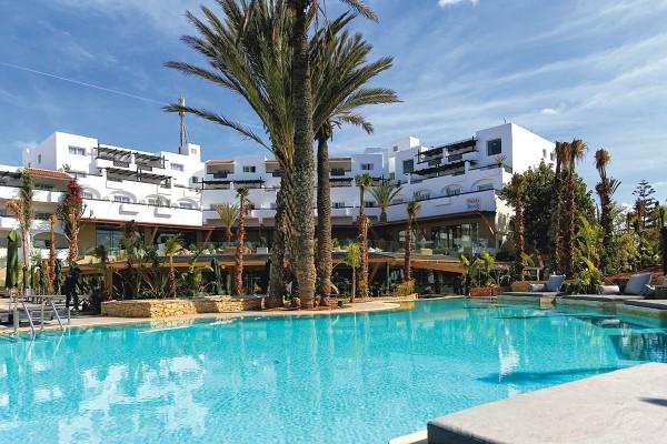 Piscine - Hôtel Riu Tikida Beach 4* Agadir Maroc