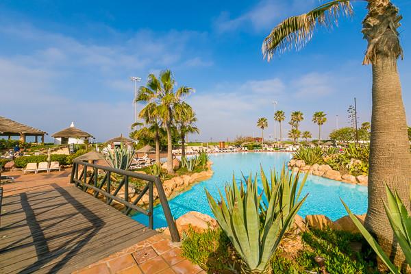 Piscine - Clubhotel Riu Tikida Dunas 4* Agadir Maroc