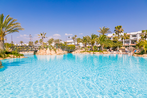 Piscine - Hôtel Riu Tikida Dunas 4* Agadir Maroc
