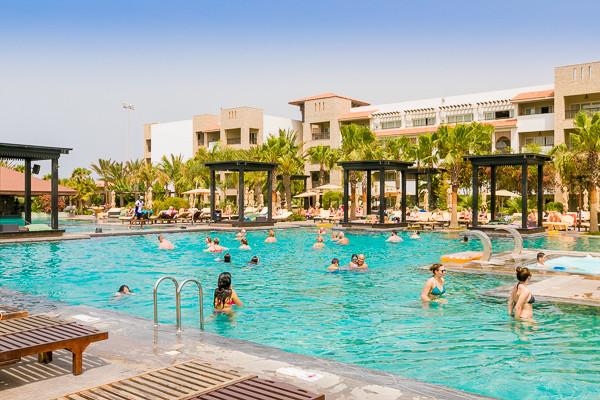 Piscine - Riu Tikida Palace 5* Agadir Maroc