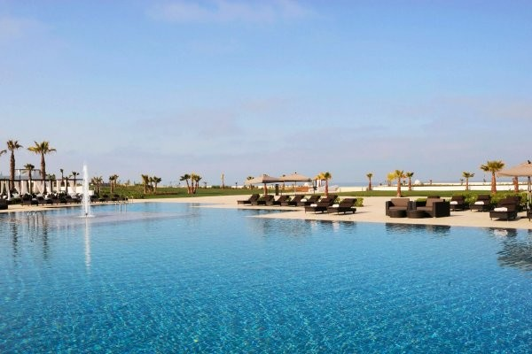 Piscine - Sofitel Thalassa Sea & Spa