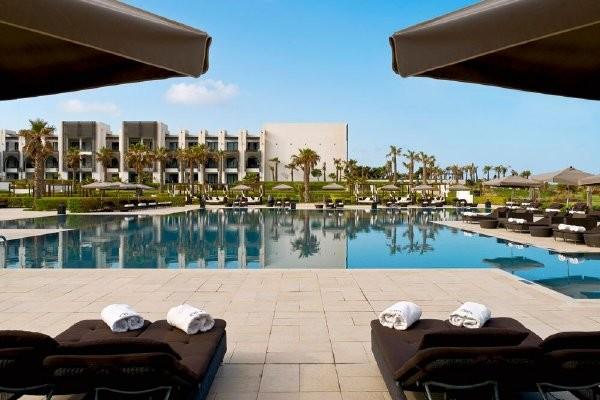 Piscine - Hôtel Sofitel Thalassa Sea & Spa 5* Agadir Maroc
