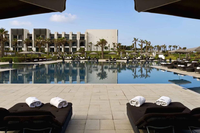 Piscine - Sofitel Agadir Thalassa 5* Agadir Maroc