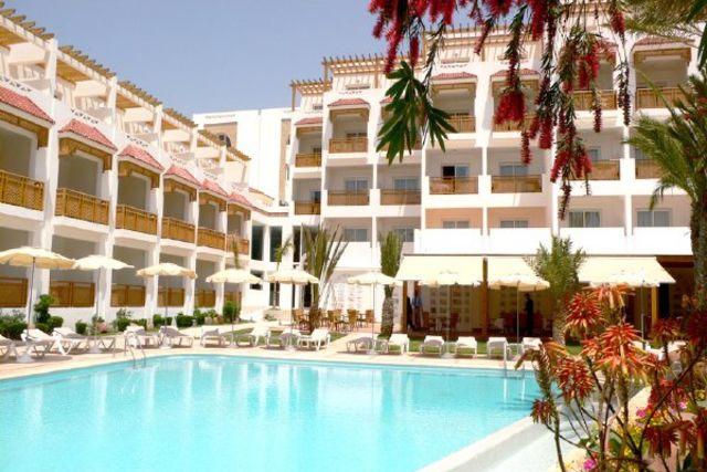 Fram Maroc : hotel Hôtel Timoulay & Spa - Agadir