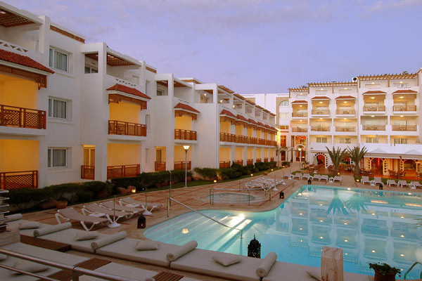 Piscine - Hôtel Timoulay 4* Agadir Maroc