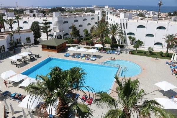 Piscine - Hôtel Tivoli 3* Agadir Maroc