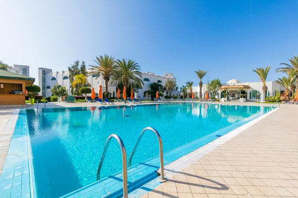 Vacances Agadir: Hôtel Tivoli