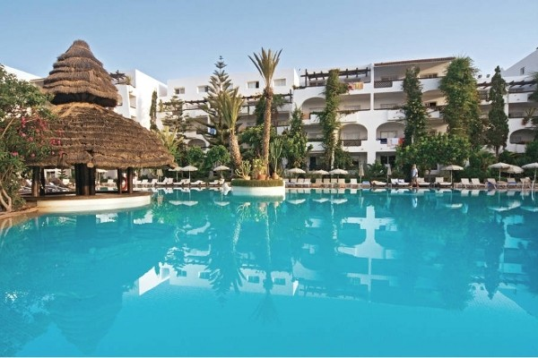 Piscine - Hôtel TUI SENSIMAR Tikida Beach 4* Agadir Maroc