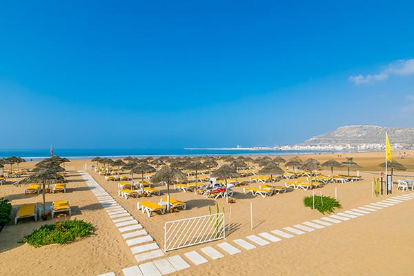 Plage - Framissima Royal Tafoukt Agadir