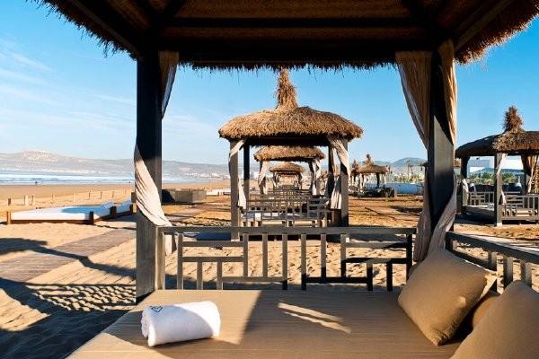 Plage - Hôtel Sofitel Thalassa Sea & Spa 5* Agadir Maroc