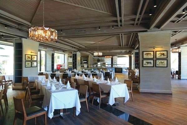 Restaurant - Hôtel Riu Tikida Beach 4* Agadir Maroc