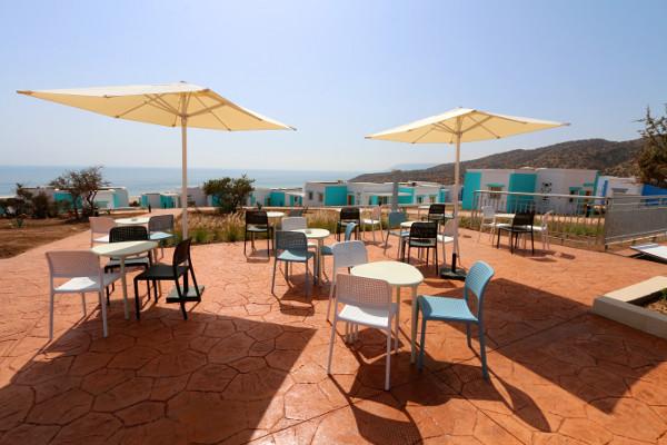 Terrasse - Lunja Village 3* Agadir Maroc