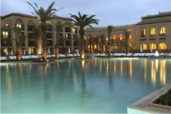 Piscine - Hôtel Mazagan Beach & Golf Resort 5*