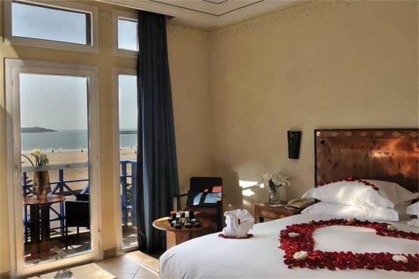 Chambre - Hôtel La Médina Essaouira Thalassa Sea & Spa by Sofitel 5* Essaouira Maroc