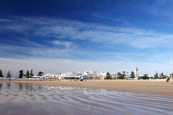 Ville - Hôtel Fram Immersion Essaouira - Atlas Essaouira & Spa 5* Essaouira Maroc
