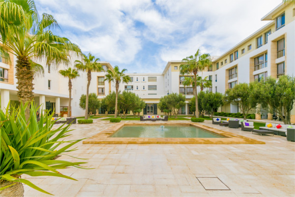 Facade - Hôtel Fram Immersion Essaouira - Atlas Essaouira & Spa 5* Essaouira Maroc