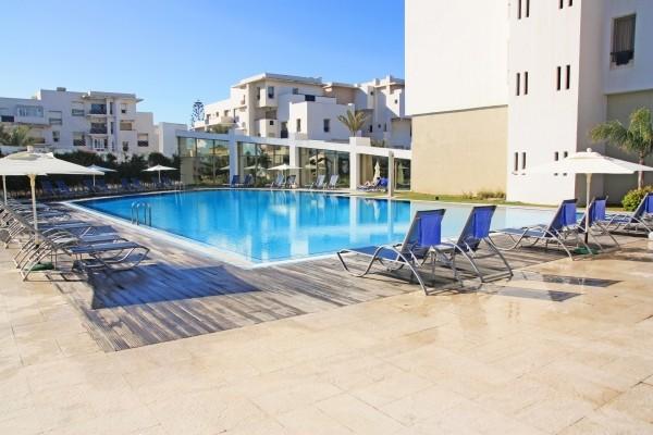 Piscine - Atlas Essaouira & Spa 5* Essaouira Maroc