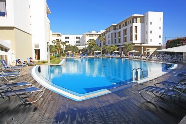 Piscine - Hôtel Atlas Essaouira 5* Essaouira Maroc