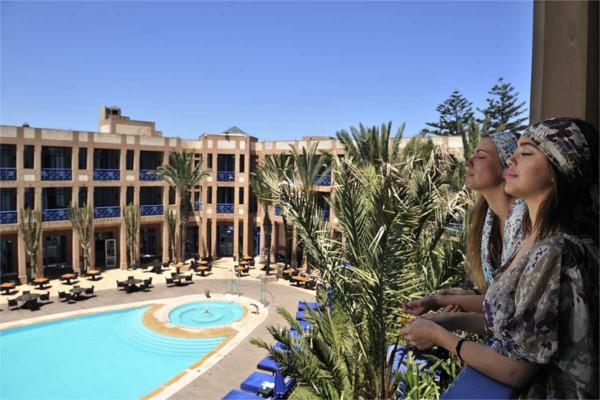 Piscine - Hôtel La Médina Essaouira Thalassa Sea & Spa by Sofitel 5* Essaouira Maroc