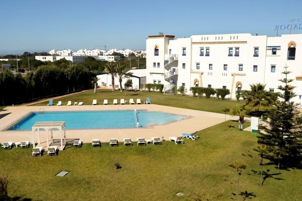 Piscine - La Perle de Mogador (ex Ibis) by Accor 3* Essaouira Maroc
