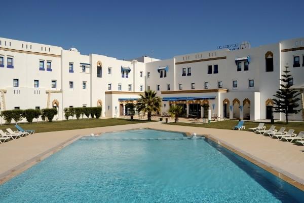 Piscine - La Perle De Mogador 3* Essaouira Maroc