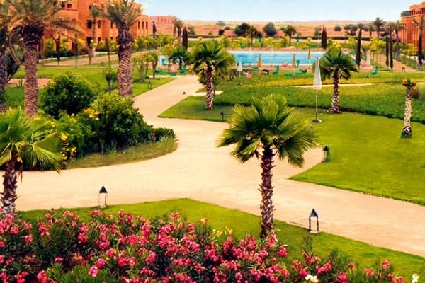 (fictif) - Hôtel Aqua Mirage 4* Marrakech Maroc